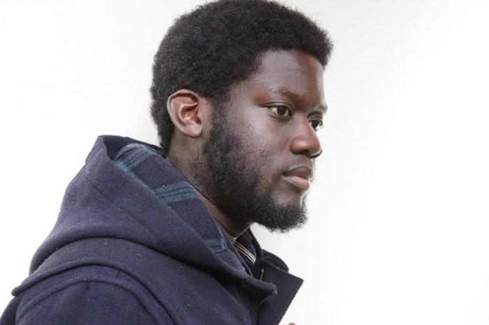 Michael Kiwanuka Portrait for Paper Magazine by Justin de Deney